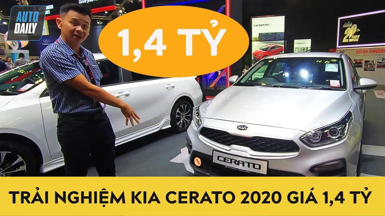 Kia Cerato 2020 có gì mới?