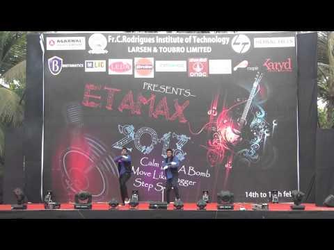 Nitish and Sebastian- Duet dance