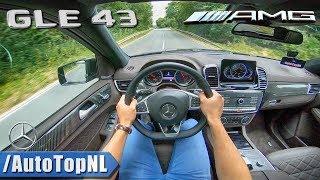 2019 Mercedes AMG GLE 43 3.0 V6 BiTurbo POV Test Drive by AutoTopNL