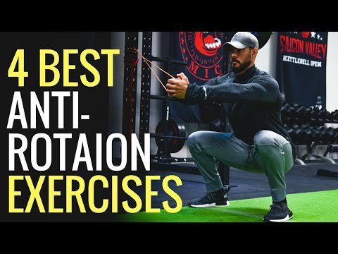 The BEST Anti-Rotation Exercises for a Strong Core | MIND PUMP