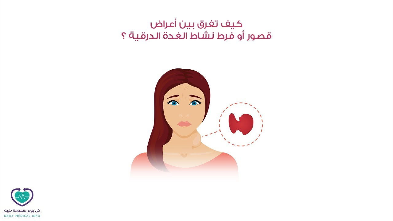 خمول الغدة الدرقية Hypothyroidism كل يوم معلومة طبية