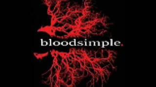 bloodsimple breaking the mold lyrics