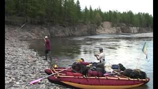 Рыбалка  на реке Улья (фильм Игоря Ольховского)