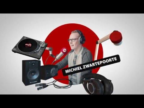 MICHIEL ZWARTEPOORTE - INTRO
