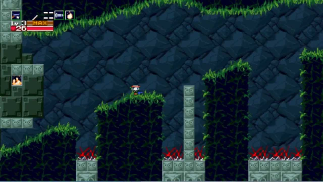 lets play cave story psp part 6 huzzah again youtube