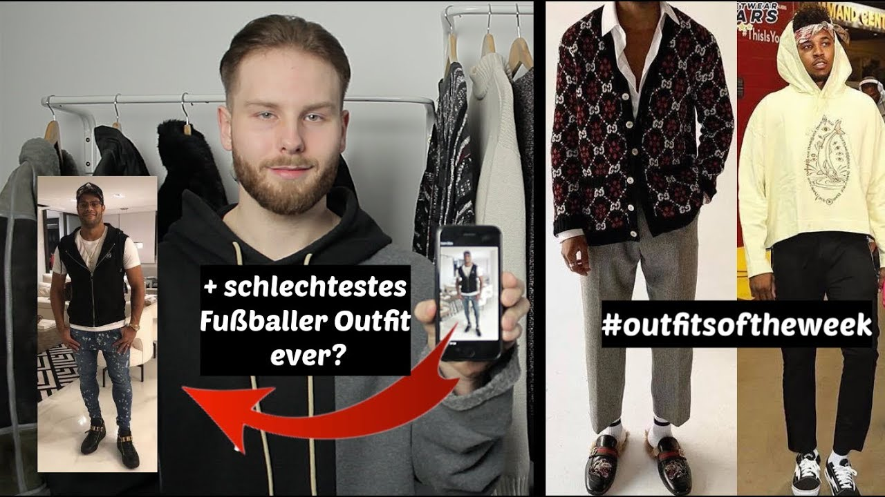 [VIDEO] - Outfits of the Week #1 | Saint Moré 2