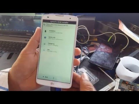 Fix rom | Delete Korea apps | upgrade to Lollipop 5.0.1 for LG G Pro 2 F350 - xSolution
