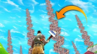 1000 IQ TOWER JUMP TRICK..!! | Fortnite Funny and Best Moments Ep.42 (Fortnite Battle Royale)