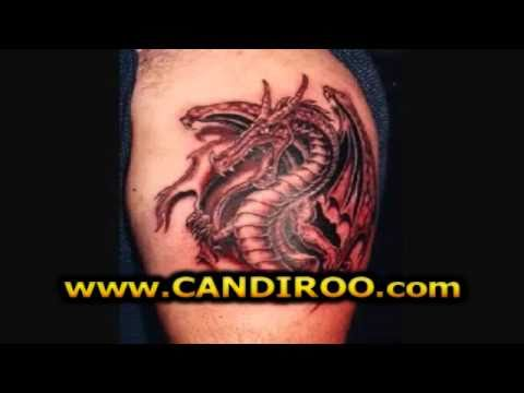 tatuajes de dragones youtube. Black Bedroom Furniture Sets. Home Design Ideas