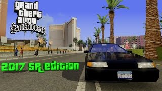 Gta San Andreas Remastered 2016/2017 V4 Edition graphics mod