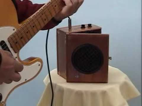 handsome cigar box guitar amp handsome cigar box guitar amp