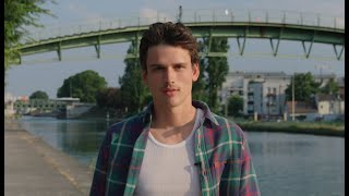 Vogue Hommes cover star, Simon Nessman's 8 golden rules for a greener life