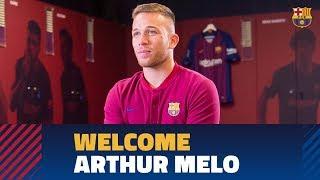 [EXCLUSIVE] ARTHUR MELO: