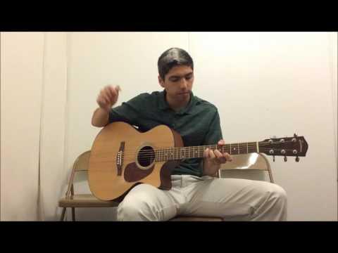 Belmont University Audition - Caleb Mendoza
