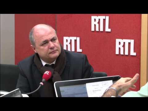 """Sarkozy enregistré par Buisson : """"Une atteinte à la fonction présidentielle"""", selon Bruno Le Roux"""