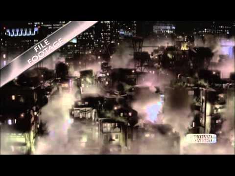 Batman: The Dark Knight Gotham Tonight DVD Extra
