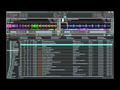 Traktor Pro 2 ( Importing Tracks, Building Organizing your Music Collection )