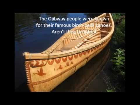 All About The Ojibway