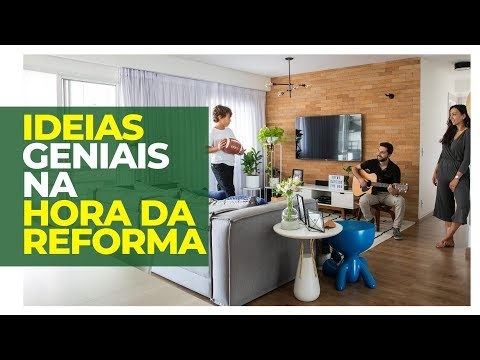 IDEIAS GENIAIS PARA REFORMAR A CASA - DICAS DE DIY, DECORAÇÃO E REVESTIMENTOS