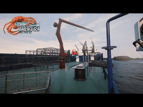 Fishing Barents Sea   50 POTS IN THE WATER, TIME TO COLLECT   Part 15 - 1