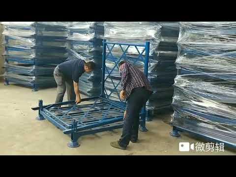 Warehouse Stacking Rack/Stackable Pallet Racking & Shelving