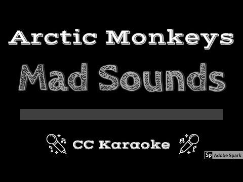 Arctic Monkeys   Mad Sounds CC Karaoke Instrumental