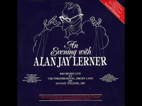 How to Handle a Woman (An Evening with Alan Jay Lerner - 1987)