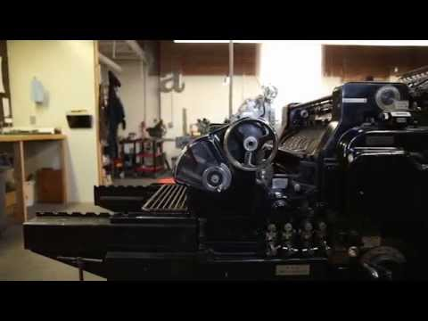 Short Letterpress Documentary (Wonderful)