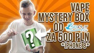 TAJEMNICZY VAPE MYSTERY BOX OD SO FLY ZA 500PLN!?