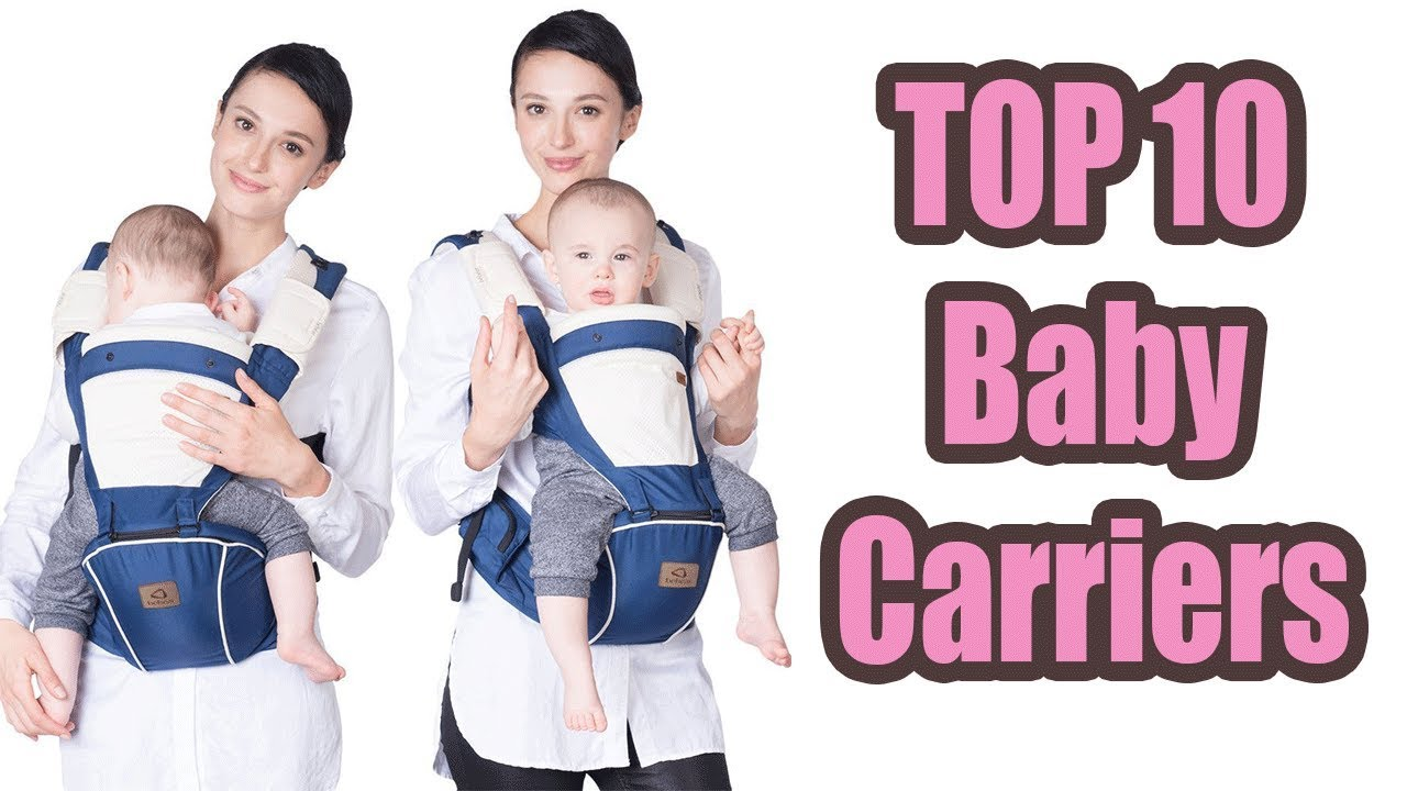 95cc0fcfc6a Best Baby Carrier 2017 & 2018 – TOP 10 Baby Carriers - YouTube