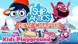 ShipAntics: The Legend of The Kiki Beast - StoryToys Entertainment Limited