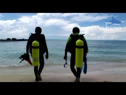 Scuba Diving Malaysia - Pom Pom Island Resort HD