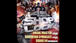 UK 45 SHOP LOCK DECEMBER 6 Music Master, T45 , sovereign syndicate