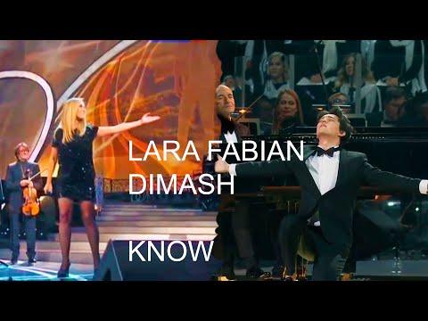 Dimash Kudaibergen & Lara Fabian -  KNOW Duet