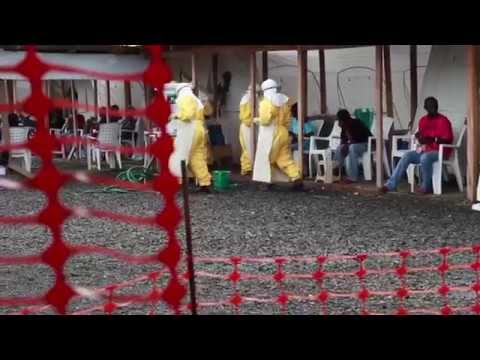 Liberia: Protecting Health Workers from Ebola
