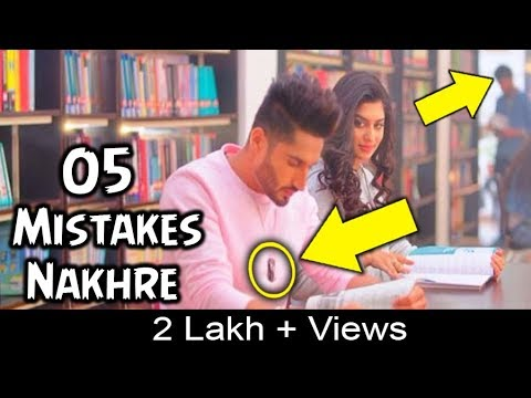 5 Mistakes Nakhre | Jassi Gill | Latest Punjabi Song 2017