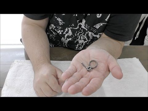 How to fix your fidget spinner bearing