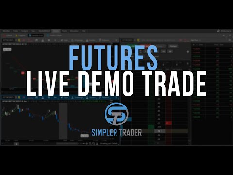 Day Trading Futures – TDAmeritrade Thinkorswim and Infinity Futures