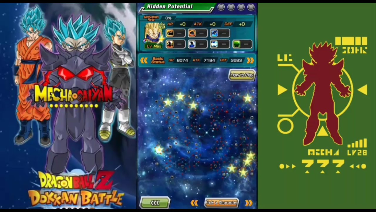 Unlock Hidden Potential! The Dupe System Arrives! | Dragon Ball Z Dokkan  Battle