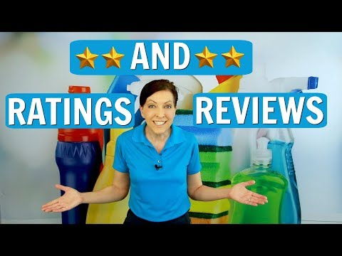 Ratings and Reviews for House Cleaners