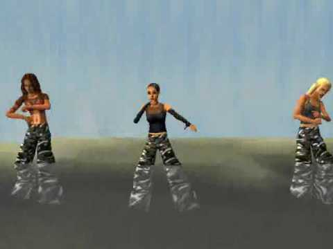 TLC-Waterfalls[Rap Version] (*Sims Verison)