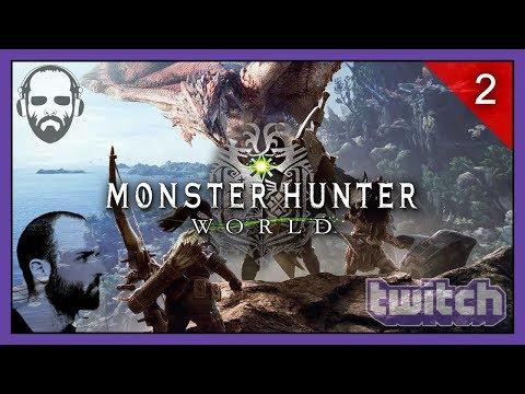 SEGUNDA HORA DE JUEGO | MONSTER HUNTER WORLD Gameplay Español