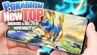 Top New Pokemon Games November 2019 - Android IOS Gameplay