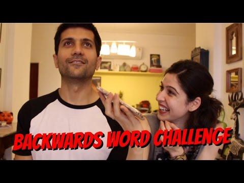 Backwards Word Challenge!!!!