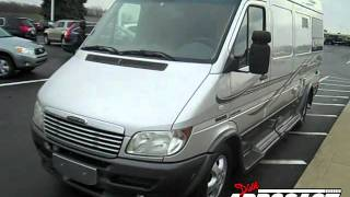 Used 2007 Leisure Travel Van Free Sprit LSS Special Edition Class B Motorhome