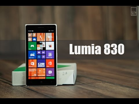 Обзор смартфона Nokia Lumia 830 с диагональю 5″ и процессором 1,2 ГГц от сайта Keddr.com