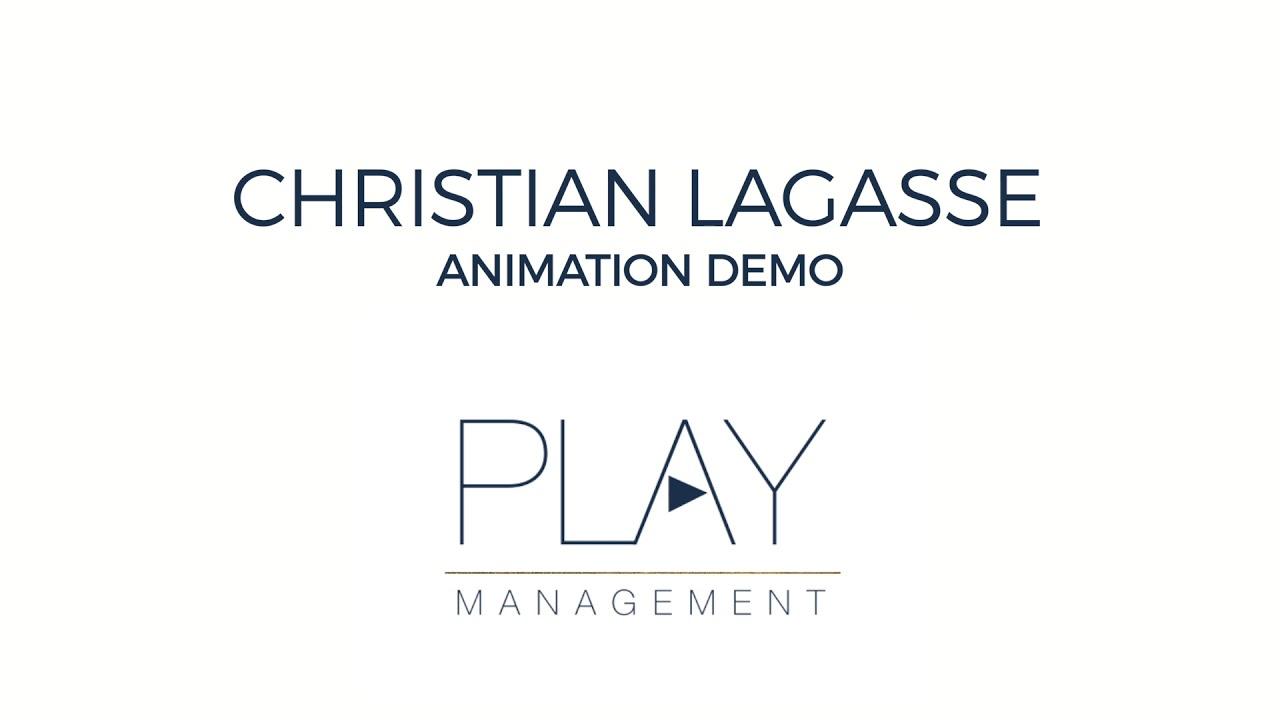 Christian Lagasse's Animation Demo