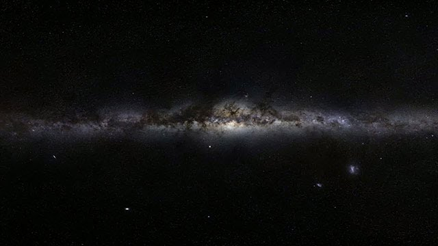 Zooming in on the Andromeda Galaxy | ESA/Hubble