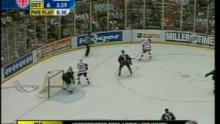 Video 2002 Playoffs - Avalanche @ Red Wings Game 7 (NHL-N) download MP3, 3GP, MP4, WEBM, AVI, FLV November 2017