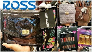 Shop WITH ME ROSS PURSE SHOPPING CHANEL INSPIRED CLEAR BAG STEVE MADDEN BEBE HANDBAGS APRIL 2018